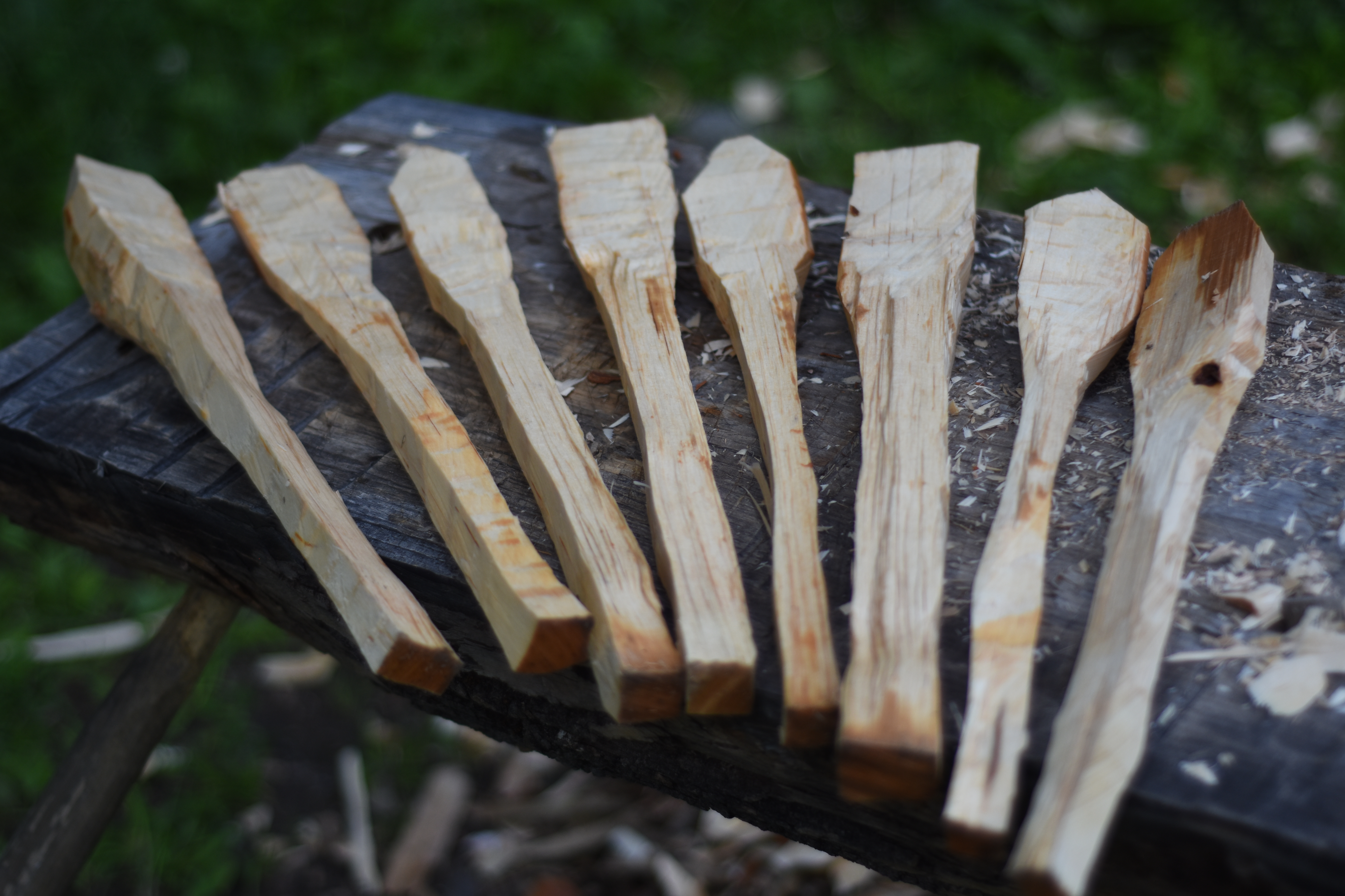 spoonderlust | Hand-made wooden spoons crafted using